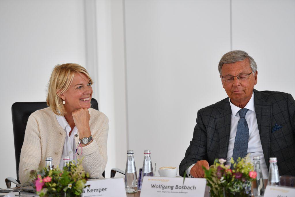 """RP-Wirtschaftsforum """"Sicherheit in Deutschland"""" - RP Forum"""